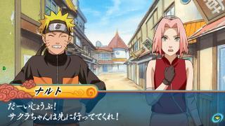 Screenshot Thumbnail / Media File 1 for Naruto Shippuden - Ultimate Ninja Heroes 3 (USA)