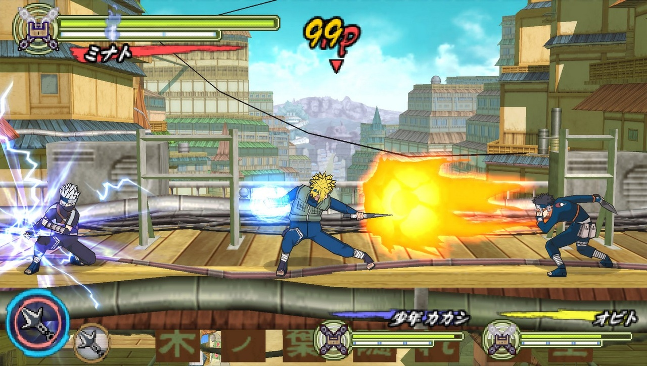 naruto games online ultimate frisbee