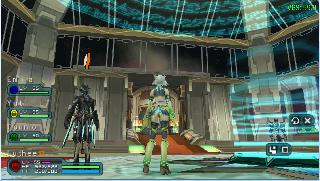 Screenshot Thumbnail / Media File 1 for Phantasy Star Portable 2 (USA)
