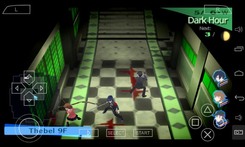Shin Megami Tensei Persona 3 Portable Usa Iso