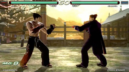 Download Tekken 6 Game for Iso Psp File on Android Device