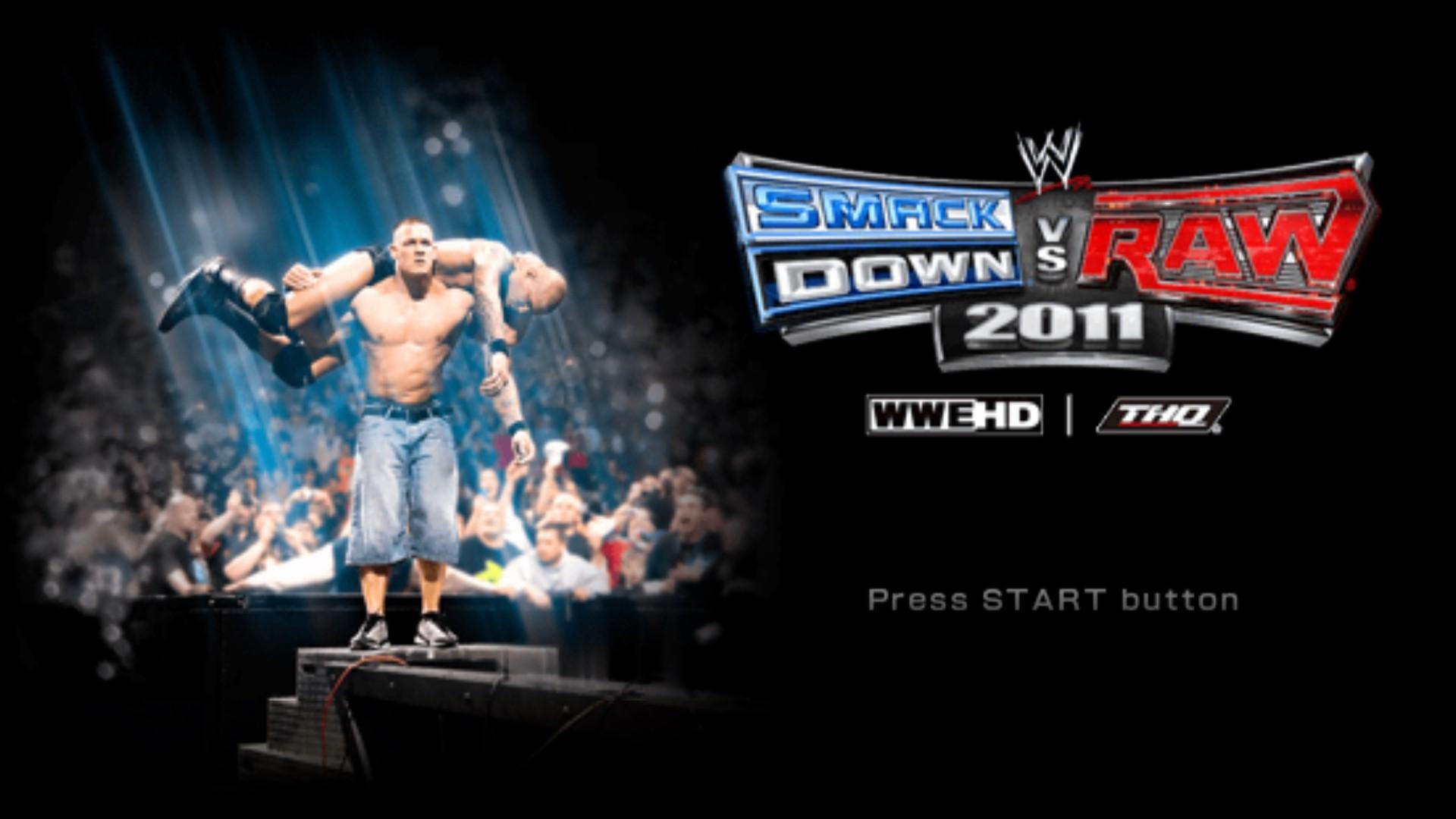WWE SmackDown vs. RAW 2011 (Europe) ISO