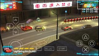Screenshot Thumbnail / Media File 1 for Cars 2 (Europe)