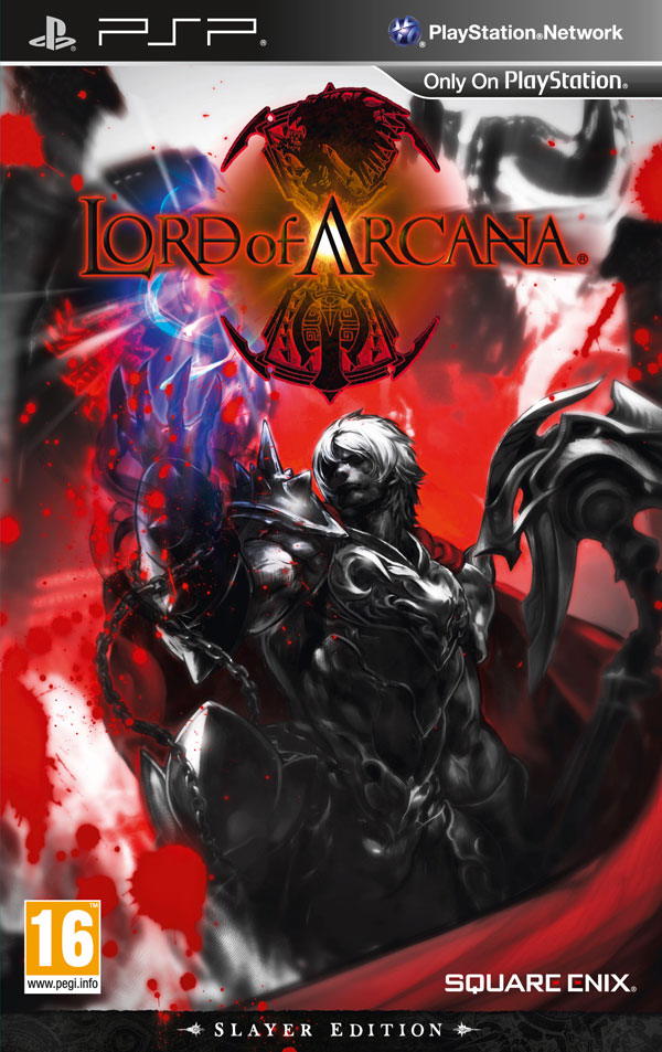 Lord Of Arcana Usa Iso