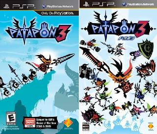 Screenshot Thumbnail / Media File 1 for Patapon 3 (USA)