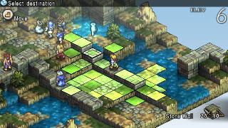 Screenshot Thumbnail / Media File 1 for Tactics Ogre - Let Us Cling Together (USA)