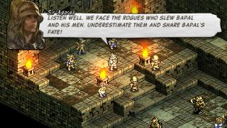 Screenshot Thumbnail / Media File 1 for Tactics Ogre - Let Us Cling Together (USA)