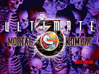 Screenshot Thumbnail / Media File 1 for Ultimate Mortal Kombat 3 (rev 1.2)
