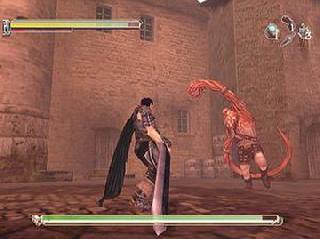 Screenshot Thumbnail / Media File 1 for Sword of the Berserk Gut's Rage