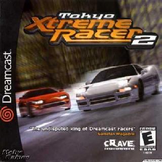 Screenshot Thumbnail / Media File 1 for Tokyo Xtreme Racer 2