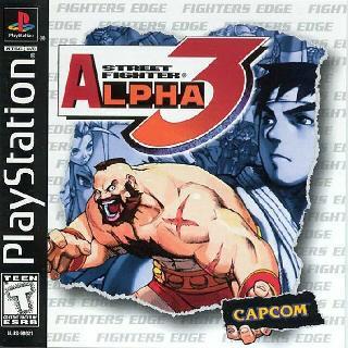 Screenshot Thumbnail / Media File 1 for Street Fighter Alpha 3 (U)