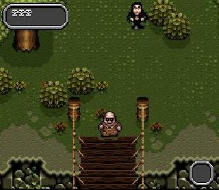 Screenshot Thumbnail / Media File 1 for Addams Family Values (USA) (En,Fr,De)