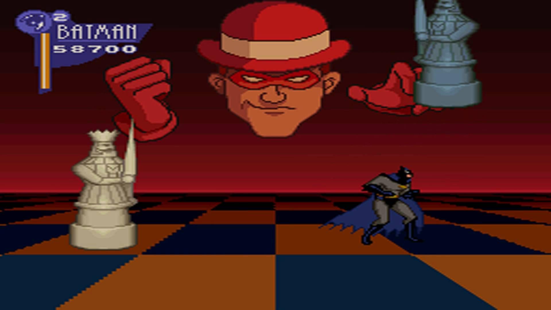 Adventures Of Batman Amp Robin The Usa Rom