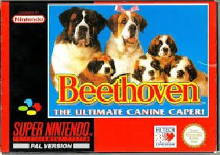 Screenshot Thumbnail / Media File 1 for Beethoven's 2nd - The Ultimate Canine Caper! (USA)