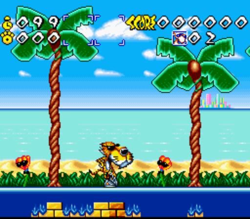 Chester Cheetah: Wild Wild Quest for Genesis - GameFAQs