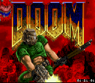 Screenshot Thumbnail / Media File 1 for Doom (USA)