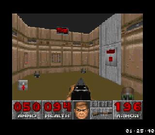 Screenshot Thumbnail / Media File 1 for Doom (USA)