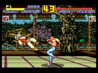 Screenshot Thumbnail / Media File 1 for Fatal Fury Special (USA)