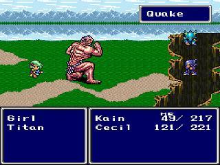 Screenshot Thumbnail / Media File 1 for Final Fantasy II (USA)