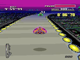 Screenshot Thumbnail / Media File 1 for F-Zero (USA)