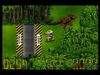 Screenshot Thumbnail / Media File 1 for Jurassic Park (USA)