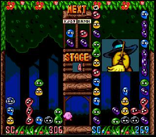 Screenshot Thumbnail / Media File 1 for Kirby's Avalanche (USA)