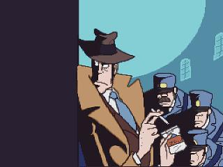 Screenshot Thumbnail / Media File 1 for Lupin Sansei - Densetsu no Hihou o Oe! (Japan)