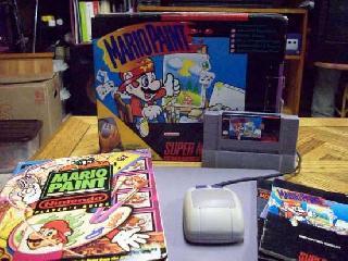 Screenshot Thumbnail / Media File 1 for Mario Paint (Japan, USA)