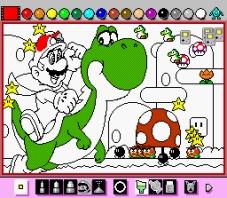 Super Mario Paint download