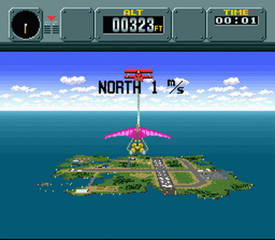 Pilotwings Usa Rom