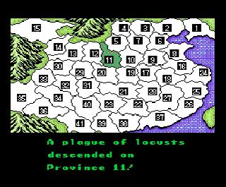 Screenshot Thumbnail / Media File 1 for Romance of the Three Kingdoms II (USA)