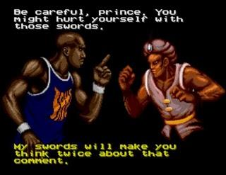 Screenshot Thumbnail / Media File 1 for Shaq Fu (USA)