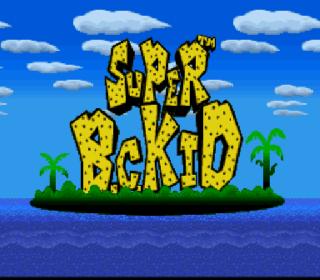 Screenshot Thumbnail / Media File 1 for Super B.C. Kid (Europe)