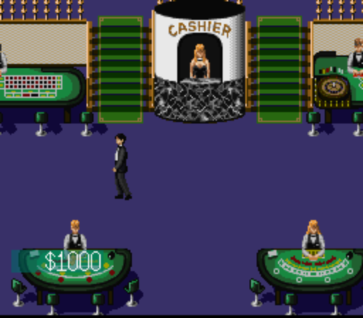 Gambling Hourouki Super Nintendo Rom Arcade Casino For Sale