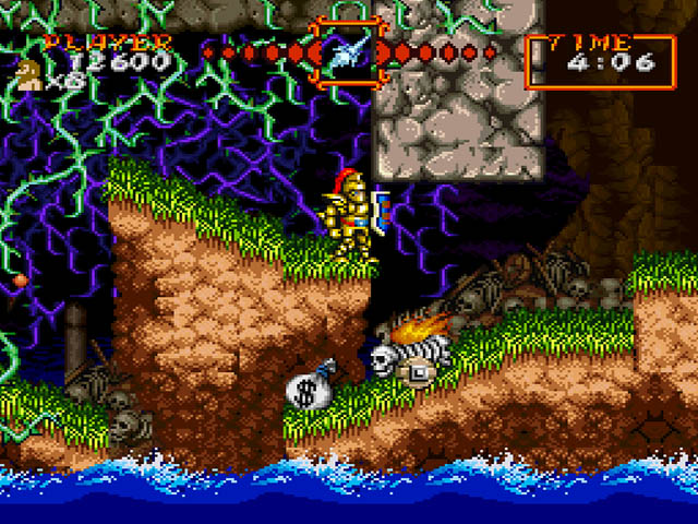 Super Ghouls N Ghosts Usa Rom