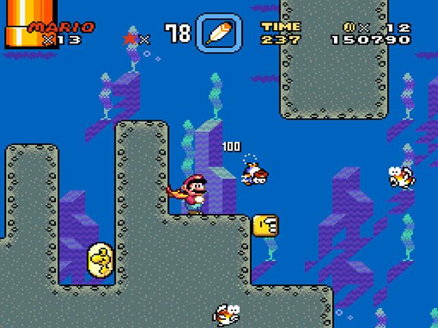 Super Mario World  Yoshi S Island Rom Europe