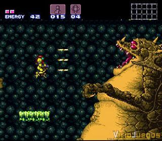 Screenshot Thumbnail / Media File 1 for Super Metroid (Japan, USA) (En,Ja)