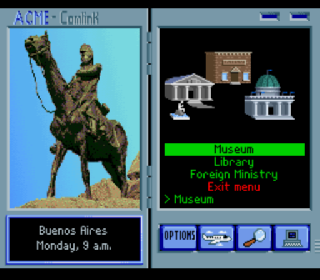 Screenshot Thumbnail / Media File 1 for Where in the World is Carmen Sandiego (USA)