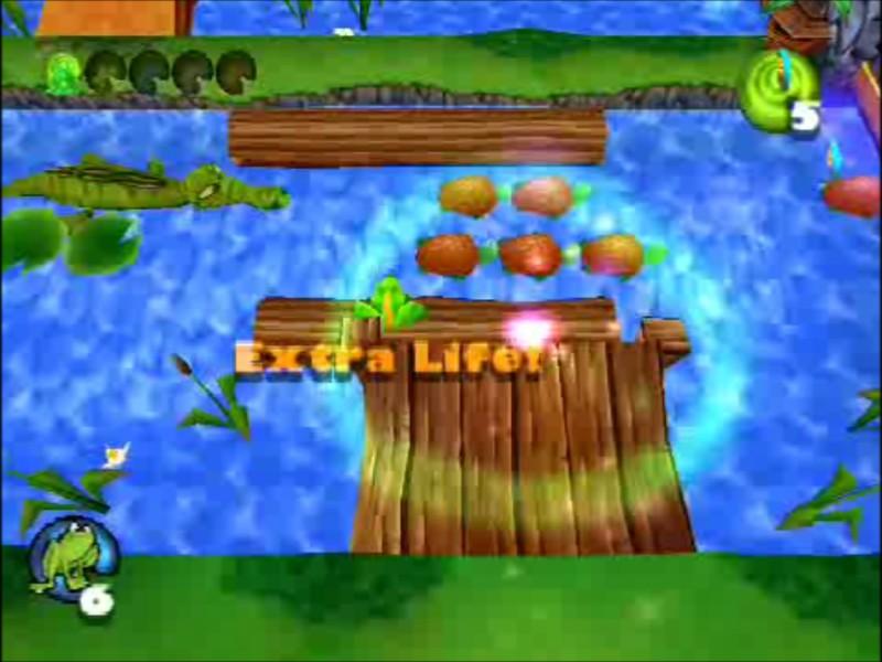 Frogger 2 - Swampy's Revenge [NTSC-U] ISO < PSX ISOs | Emuparadise