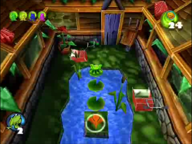 Frogger 2: Swampy's Revenge full game free pc, download, play ...