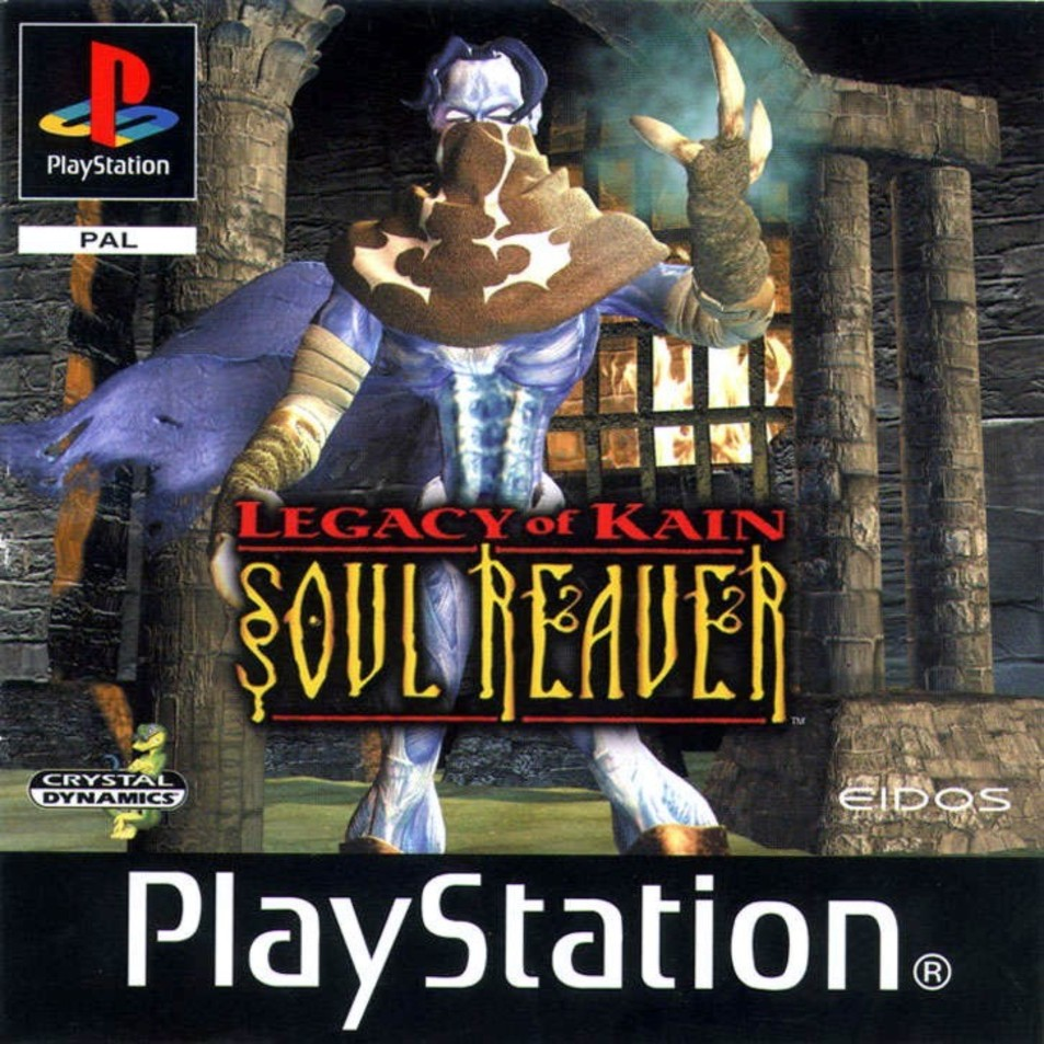 Screenshot thumbnail media file 3 for legacy of kain soul reaver