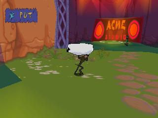 Screenshot Thumbnail / Media File 1 for Looney Toons Sheep Raider (bin)