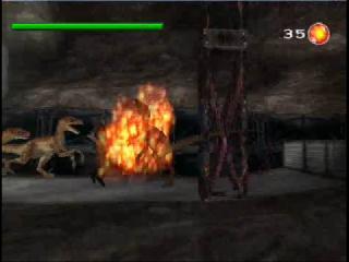 Screenshot Thumbnail / Media File 1 for Lost World, The - Jurassic Park  (ccd)