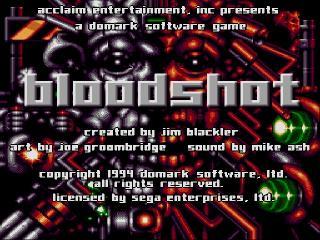 Screenshot Thumbnail / Media File 1 for Bloodshot (Europe) (En,Fr,De,Es)