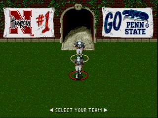 Screenshot Thumbnail / Media File 1 for College Football's National Championship II (USA)