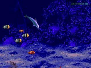 Screenshot Thumbnail / Media File 1 for Ecco - The Tides of Time (USA) (Beta)