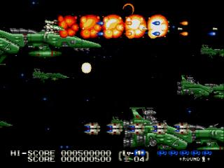 Screenshot Thumbnail / Media File 1 for Eliminate Down (Japan)