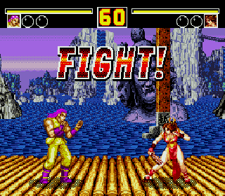 Screenshot Thumbnail / Media File 1 for Fatal Fury 2 (USA)