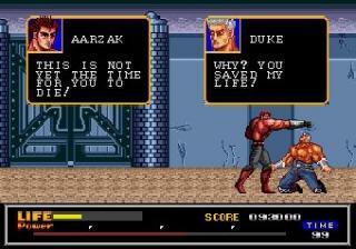 Screenshot Thumbnail / Media File 1 for Last Battle (USA, Europe)