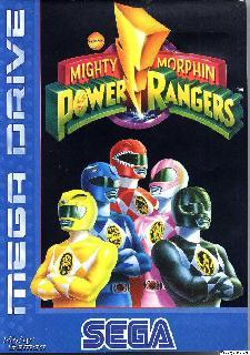 Screenshot Thumbnail / Media File 1 for Mighty Morphin Power Rangers (USA)